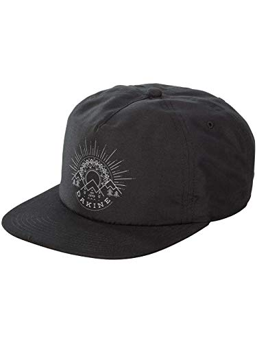 (DAKINE Sunrise Ballcap (One Size - Black))