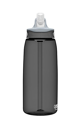 Camelbak Eddy Bottle (1-Liter/33-Ounce,Charcoal) by CamelBak (Image #4)