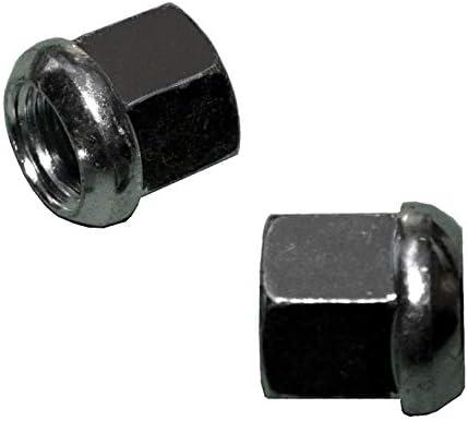 Lot de 10 /écrous sph/ériques sous blister 14 x 1,5 a dIN 74361 8 nut galvanis/é