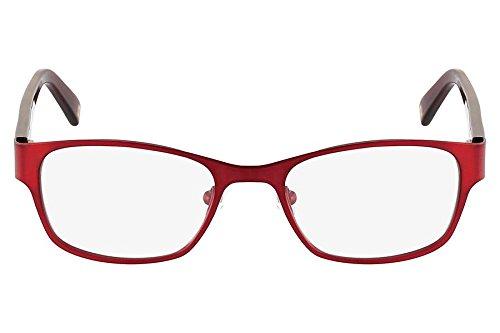 7264925da3bd8 Óculos de Grau Nine West Nw1050 615 50 Vermelho