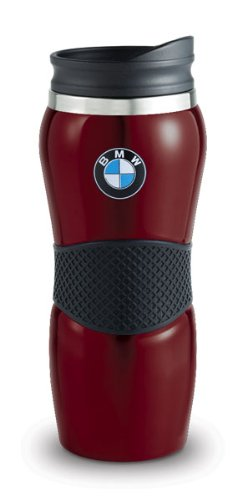 45f53b1494e BMW 80900439611 Red Stainless Travel Mug - Buy Online in Oman. | bmw ...