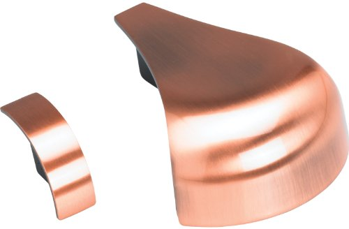 [Bronze Corner and Side Casting for Pool Table (Set of 6)] (Billiards Corner)
