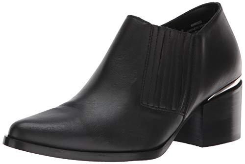 7 Women's Us Leather Boot Korral Western M Madden Black Steve wxCR4q50S4