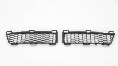 pontiac vibe 2004 grille lower - 7