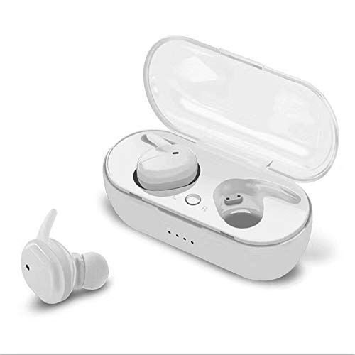 Anks Online Double Ear Wireless Bluetooth Headset With Amazon In Electronics