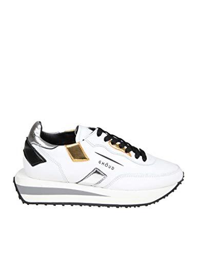 Ghoud Zapatillas Mujer Blanco Cuero Rxlwll01 0r0naRZ