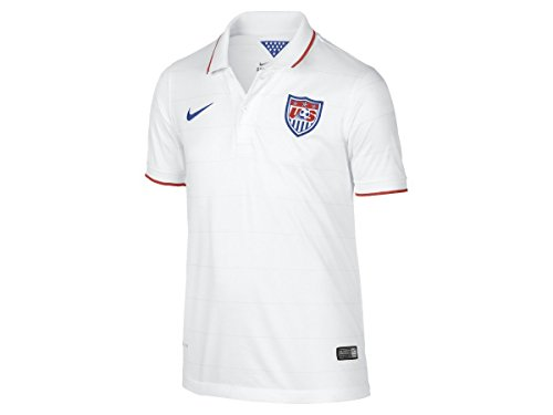 Nike Us Home Soccer Jersey 2014
