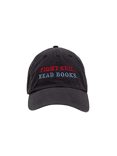 (Out of Print Fight Evil, Read Books Cap)