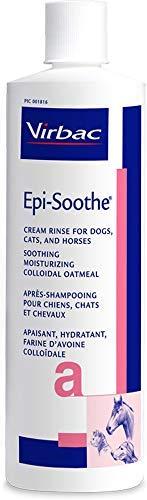 -Virbac- Epi-Soothe Pet Cream Rinse, 16-oz - Epi Soothe Cream Rinse