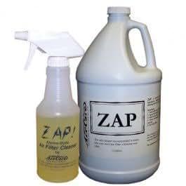 ZAP! Electrostatic Air Filter Cleaner