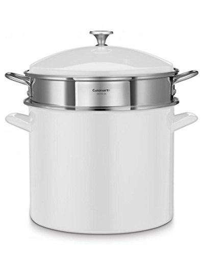 Cuisinart Chef's Classic 3Pc Stockpot & Steamer
