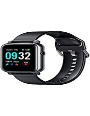 Joyroom Jr-ft1 Waterproof Smart Watch with Silicone Strap - Grey