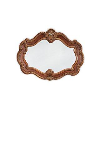 Michael Amini Chateau Beauvais Sideboard Mirror, Noble Bark