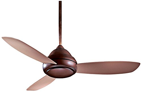 Minka Aire Concept I Oil Rubbed Bronze 52-Inch LED Ceiling F