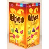 Betty Crocker Halloween Fruit Flavored Snacks 46 - 0.9 OZ Pouches NET WT 2 lbs 9.4 OZ (1.17 Kg)