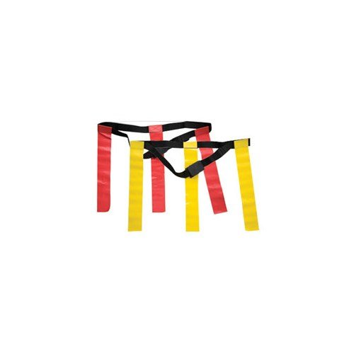 Franklin Sports Replacement Flag and Belt Set (Yellow)