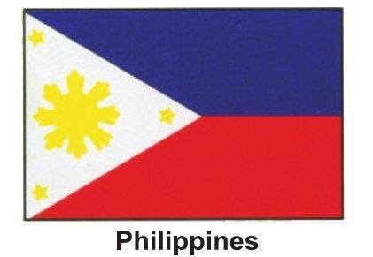 Brand New 3ft X 5ft World Flag - Philippines