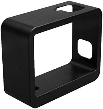 Black VKeyueDa VKeyueDa Aluminum Alloy Border Frame Mount Protective Housing Case Cover for GoPro HERO6 Black // HERO5 Black // HERO7 Black Color : Black