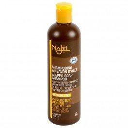 Najel Aleppo Seifen-Shampoo für trockenes Haar 500ml