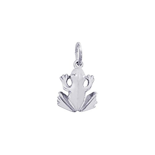 Rembrandt Charms Frog Charm - Frog Rembrandt Charm