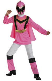 Pink Power Ranger Costume - Child Size 10-12  sc 1 st  Amazon.com & Amazon.com: Pink Power Ranger Costume - Child Size 10-12: Toys u0026 Games