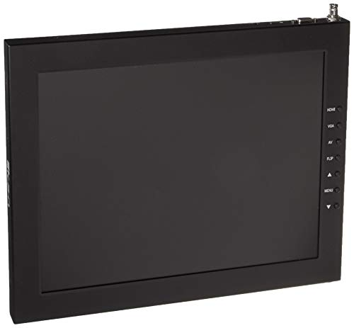 Ikan PT15-HB 15'' High Bright Teleprompter Monitor, Black by Ikan (Image #1)