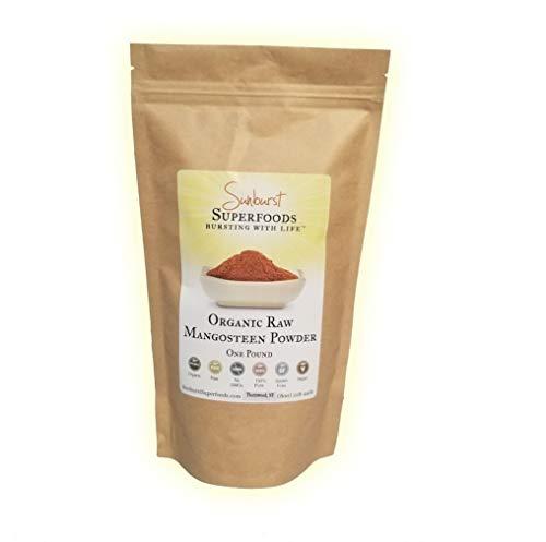 Organic Mangosteen Powder, 1 Lb