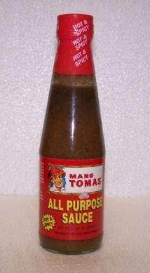 Mang Tomas Lechon Sauce (Hot $ Spicy) (Pack of 2)