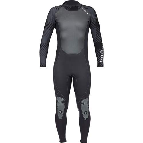 Aqua Lung HydroFlex 3 3 mmジャンプスーツ B079FFNBQH X-Large X-Large|ブラック/グレー ブラック Lung/グレー X-Large, 雑貨温泉:2c41af37 --- ijpba.info