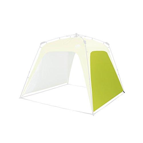 lumaland outdoor pop up pavillon gartenzelt camping partyzelt zelt seitenteil robust. Black Bedroom Furniture Sets. Home Design Ideas