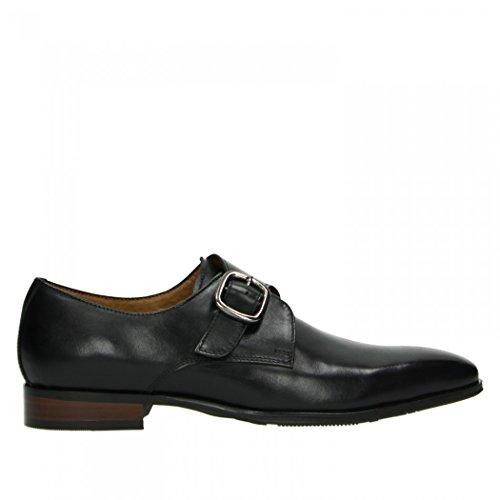 46 Zapato de Hasta marrón schuhgrã¶Ãÿen Fitters Footwear Moda Piel Hombre de 41 Zapato Café Negocios qBfSwO
