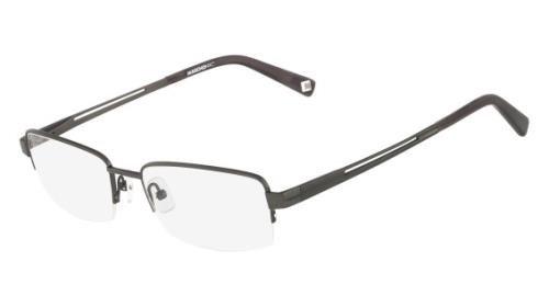 MARCHON Eyeglasses M-LUDLOW 033 Gunmetal 55MM from MarchoNYC