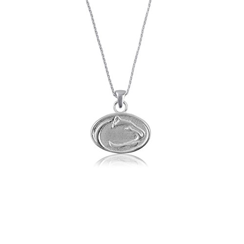(Penn State Jewelry Nittany Lions PSU Sterling Silver Jewelry by Dayna Designs (Pendant Necklace - Nittany Lion))