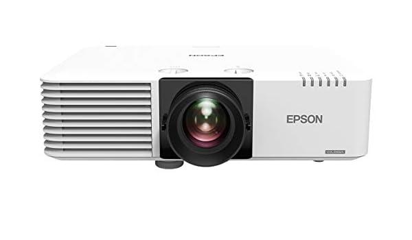 Epson EB-L510U Video - Proyector (5000 lúmenes ANSI, 3LCD, WUXGA ...