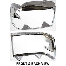 92 headlight bezel - 7