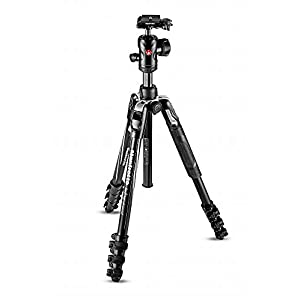 RetinaPix Manfrotto Befree Advanced Aluminum Travel Tripod Lever with Ball Head