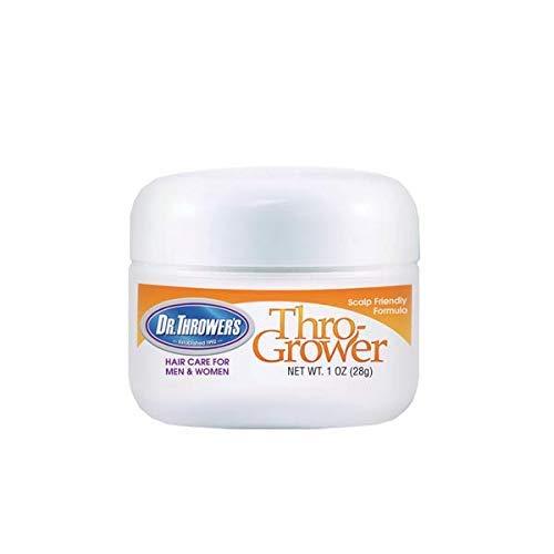 Dr. Thrower's Hair Care Thro-Grower with Minoxidil 5% Scalp-Friendly Base 1oz jar