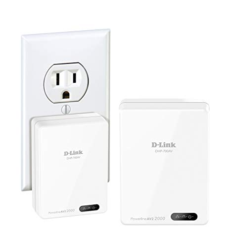 D-Link Powerline Adapter Starter