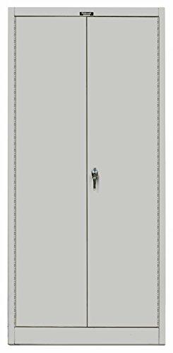 Hallowell 845W18EVAPL-AM Series MedSafe 800 Industrial Grade KD Wardrobe Cabinet, Ventilated Door, Stationary, Assembled, 48