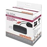 Xantech HL95SK Universal Hidden Link IR Receiver Kit, Silver