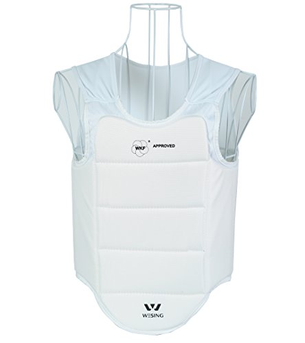 Used, Wesing Professional Karate WKF Approved Men Chest Protector for sale  Delivered anywhere in Canada