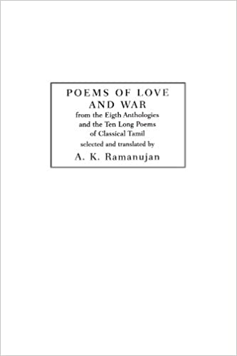 Amazon.com: Poems of Love and War: From the Eight Anthologies and ...