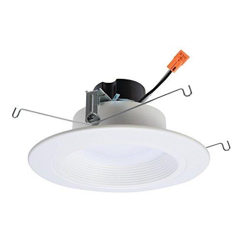 Halo 90CRI LED Recessed Retrofit RL Light with Baffle Trim, 5/6-Inch, 900 Lumens, Soft White hot sale