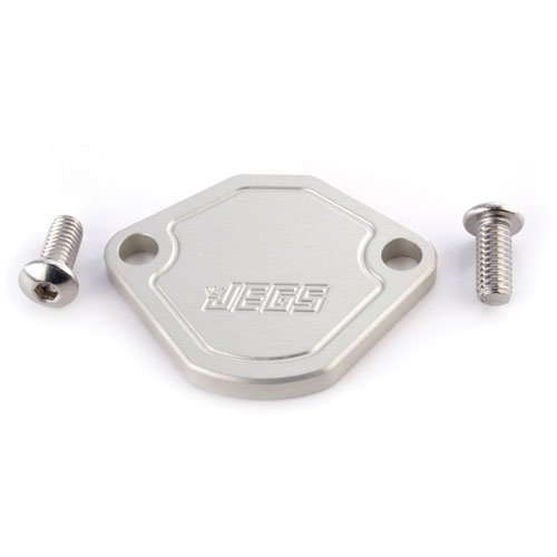 JEGS Performance Products 14905 EGR Blockoff GM 1993-97 (Lt1 Throttle Body Plate)