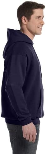 مانتوهای هانز EcoSmart Hooded Sweatshirt XL 1 Black + 1 Navy