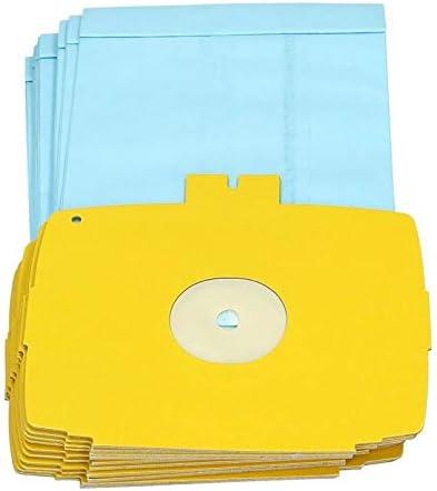 10x Bolsa de polvo Bolsa de polvo para aspirador Electrolux D728 D729 D730 D738 D739 D740: Amazon.es: Hogar