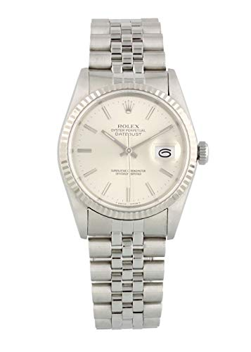 Rolex Datejust Automatic-self-Wind Male Watch 16234 (Certified Pre-Owned) (Rolex Pre Owned Watches)