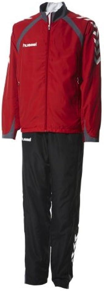 hummel Team Spirit Micro/Suit XXXL Noir - Chándal de fútbol ...