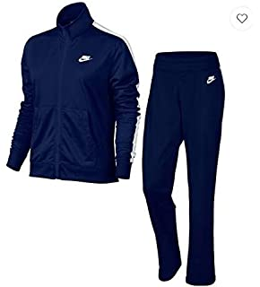 4e0a452ff618 Nike W NSW Trk Suit Pk Oh - Tracksuit Women  Amazon.co.uk  Sports ...