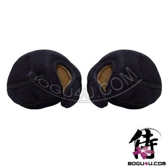 (BMK-04) Bogu4u= Dignified 4mm Kendo Kote Japanese Leather(Including One Free Double-Knit Tenugui) by Bogu4u